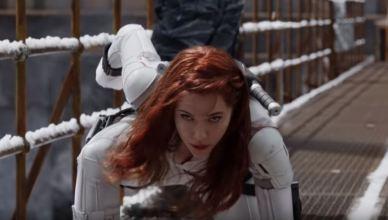 'Viúva Negra' - ganha seu primeiro trailer e pôster nacional