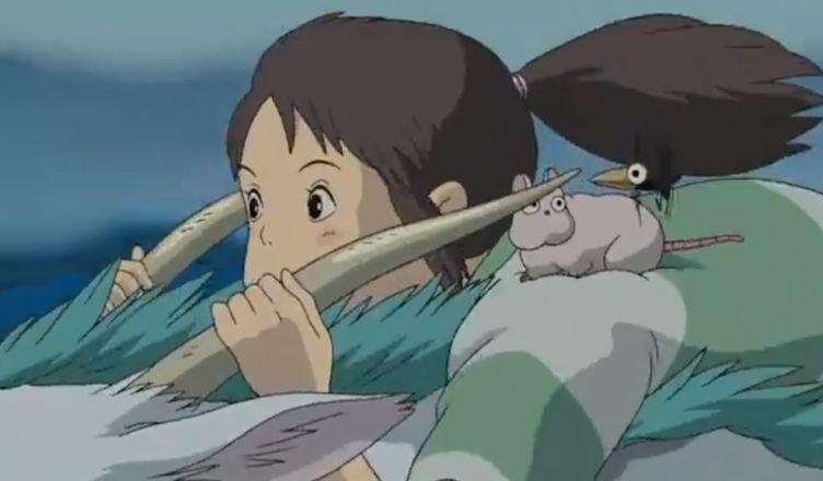 """Catálogo da Netflix terá 21 animações do """"Studio Ghibli"""" até abril"""