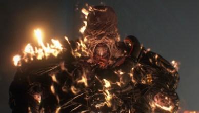 Novo trailer de Resident Evil 3 mostra Nemesis em ação