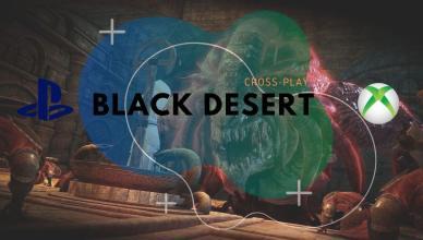 Black Desert: Cross-Play entre PS4 e o Xbox One chega em março
