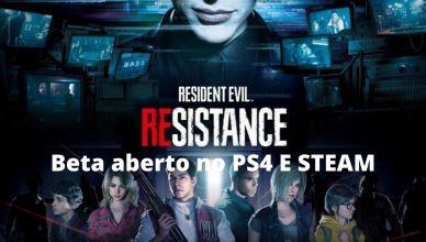 Beta de Resistance está oficialmente aberto no PS4 e Steam!