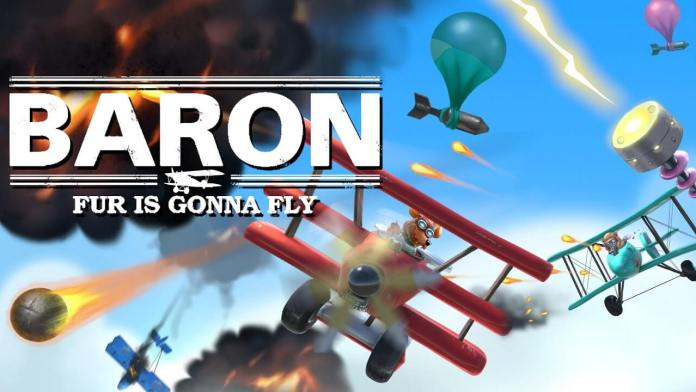 Review de Baron: Fur is Gonna Fly no Nintendo Switch