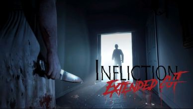 Review do jogo Infliction Extended Cut para Playstation 4
