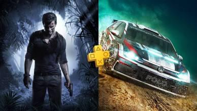 Uncharted 4 está entre os jogos gratuitos da Ps Plus de abril de 2020