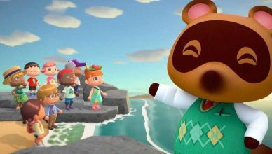 Animal Crossing: New Horizons: player transforma ilha em homenagem a Zelda