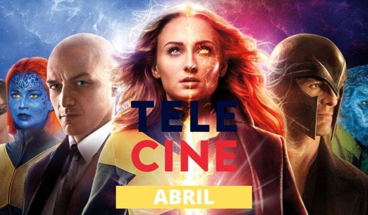 Telecine traz X-mex: Fênix Negra entre os destaques de abril