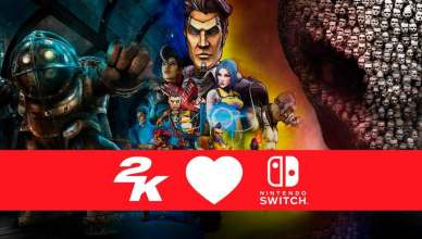 Bioshock,Borderlands e XCOM 2 já estão no Nintendo Switch!