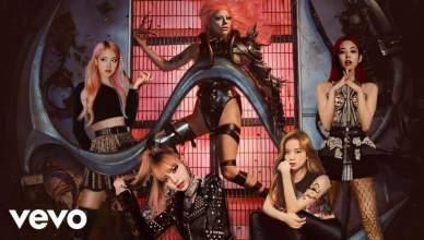Lady Gaga lança nova música com Blackpink, 'Sour Candy'