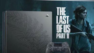 PlayStation 4: Console ganha versão personalizada de The Last of US Part II