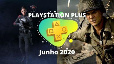 PS PLUS: Star Wars Battlefront II e Call of Duty : WWII são os jogos gratuitos de Junho