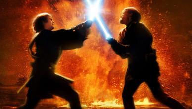 15º aniversário de Star Wars: Episódio III – A Vingança dos Sith comemorado hoje nas redes