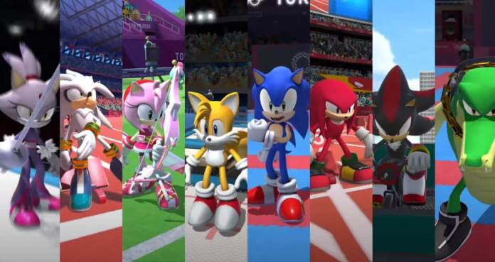 Sonic At The Olympic Games – Tokyo 2020 já está disponível no Android e iOS