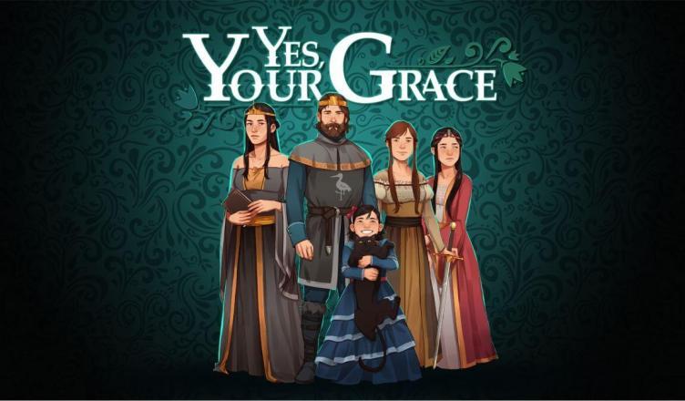 """"""" Yes, Your Grace"""" está disponível no Xbox One e Nintendo Switch"""