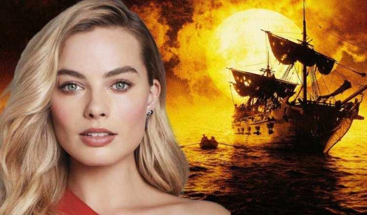 Margot Robbie vai estrelar o novo 'Piratas do Caribe'