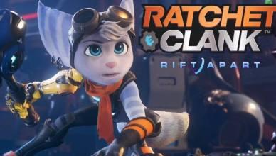 Ratchet & Clank: Rift Apart, da Insomniac, chegando ao PS5.