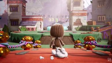 SackBoy: A Big Adventure anunciado no evento PS5, little big planet está de volta!