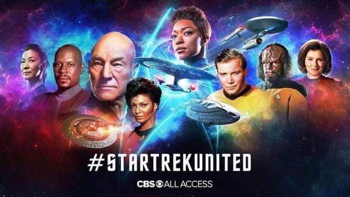 CBS All Access lança 'Star Trek United' em apoia a Black Lives Matter