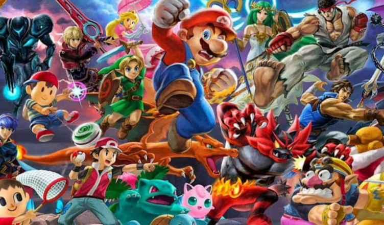 Veja o novo personagem de Super Smash Bros. Ultimate