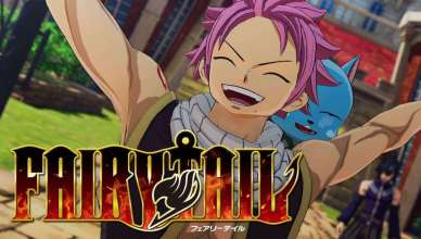KOEI TECMO anuncia 'Fairy Tail' já disponível no PS4