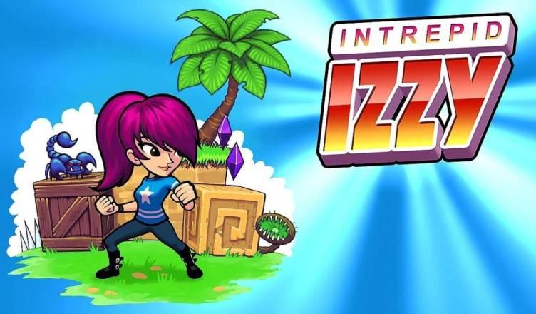 'Intrepid Izzy', apoiado pelo Kickstarter, chegará em breve ao PS4