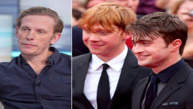 "Laurence Fox de ""White Lines"" critica postura de atores de Harry Potter"