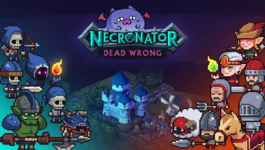 'The Necronator: Dead Wrong' já disponível na Steam e Humble