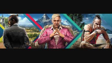 Jogos da franquia Far Cry estão em promoção na Ubisoft Store
