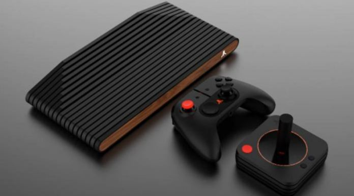 Atari se inspira em Nintendo para desenvolver novo Console!
