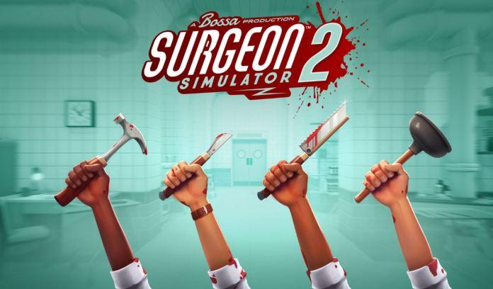 Surgeon Simulator 2: Beta fechado começa nesta sexta-feira (7), na Epic Games