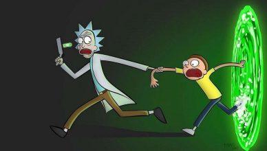 Rick and Morty: Novos episódios já disponíveis na Netflix