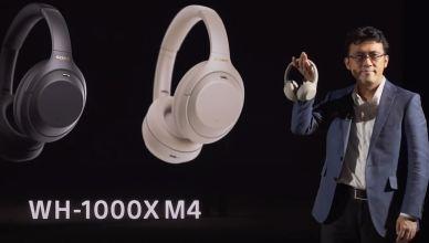 """Conheça """"WH-1000XM4"""", O Poderoso Headphone da Sony"""