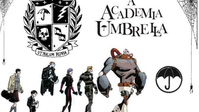 Futuros comics de 'The Umbrella Academy' podem usar elementos da série