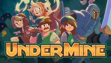 'UnderMine' agora disponível no Xbox One, Steam, Game Pass