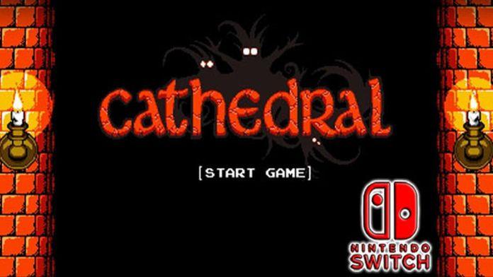 'Cathedral' será lançado no Nintendo Switch até final do ano