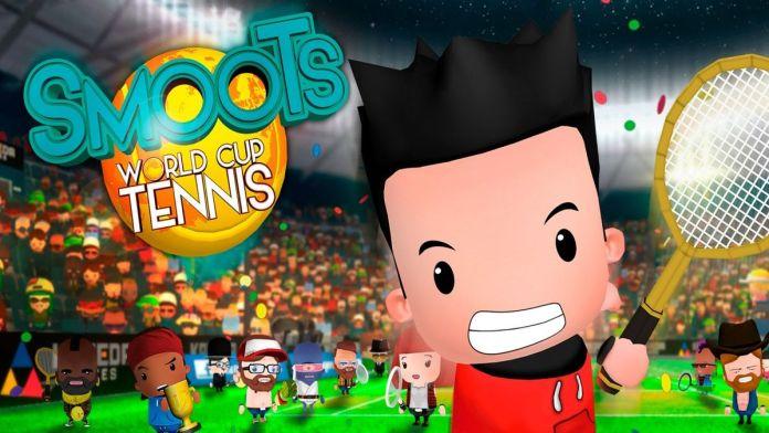 'Smoots World Cup Tennis' chega ao Playstation em outubro