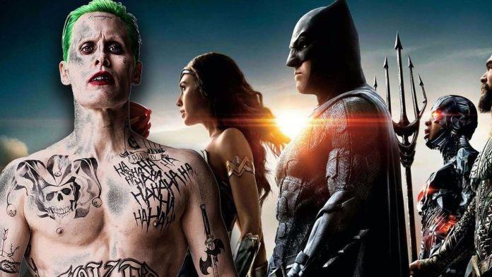 O Coringa de Jared Leto entra para a 'Liga da Justiça' de Zack Snyder