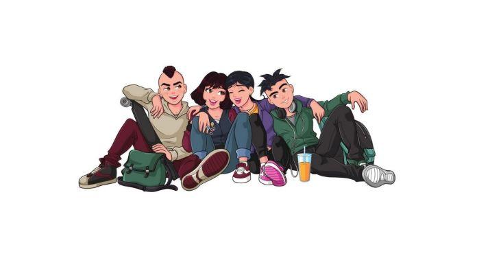Turma da Mônica Jovem ganha troféu de melhor série animada