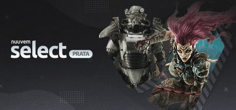 2 jogos Nuuvem Select Prata por R$ 73,99