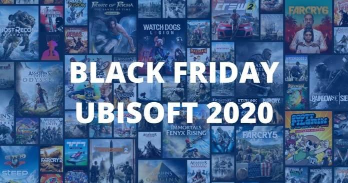 Black Friday Ubisoft: Jogos com até 84% de desconto