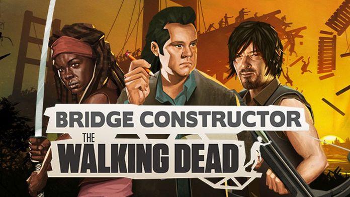 Bridge Constructor: The Walking Dead já disponível no Nintendo Switch