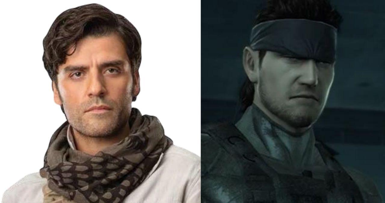 Oscar Isaac será Solid Snake em filme de Metal Gear