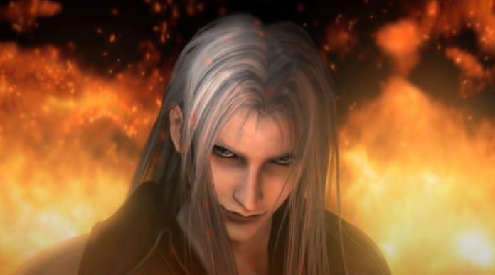 Confira o gameplay de Sephiroth, como lutador em Super Smash Bros. Ultimate