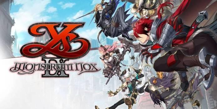 Ys IX: Monstrum Nox demo já está disponível para PS4