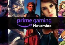 Prime Gaming novembro vários jogos gratuitos!