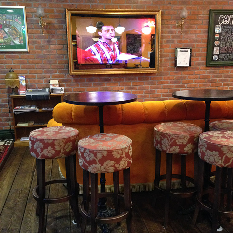 Central Perk Liverpool