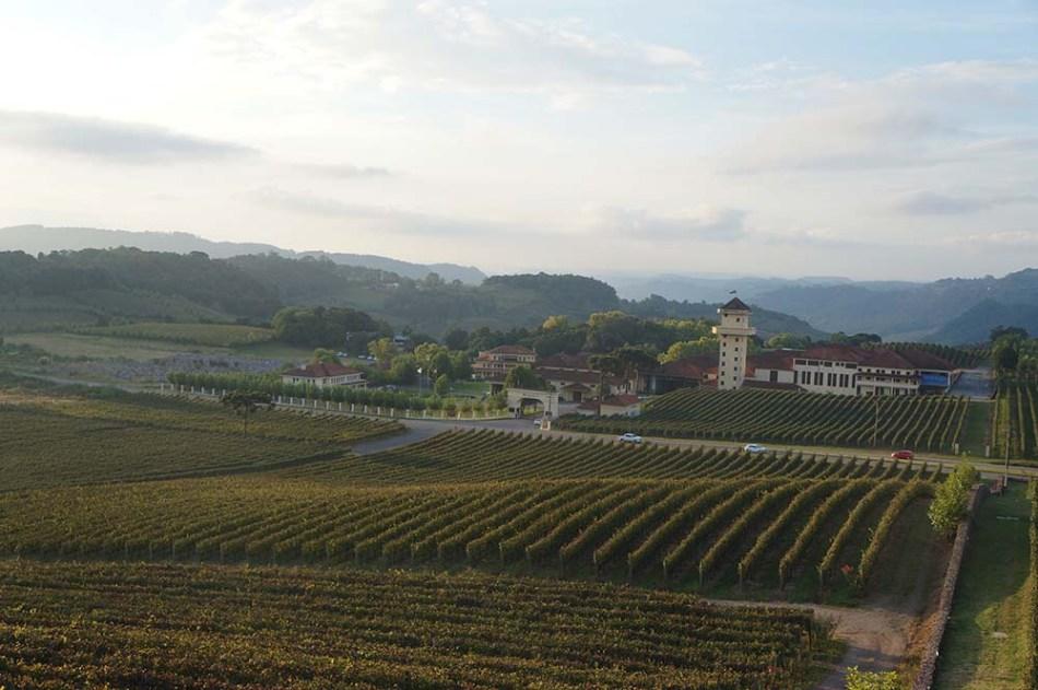 Vale dos Vinhedos - Spa do Vinho