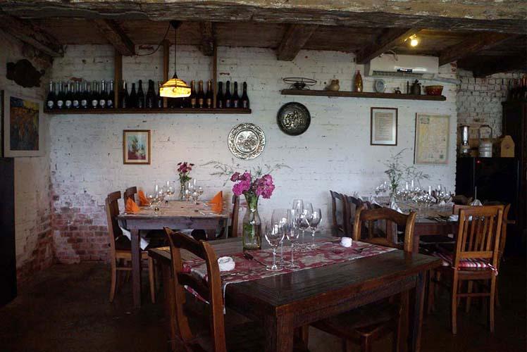 Capa Vale dos Vinhedos | Restaurante Valle dos Vinhedos