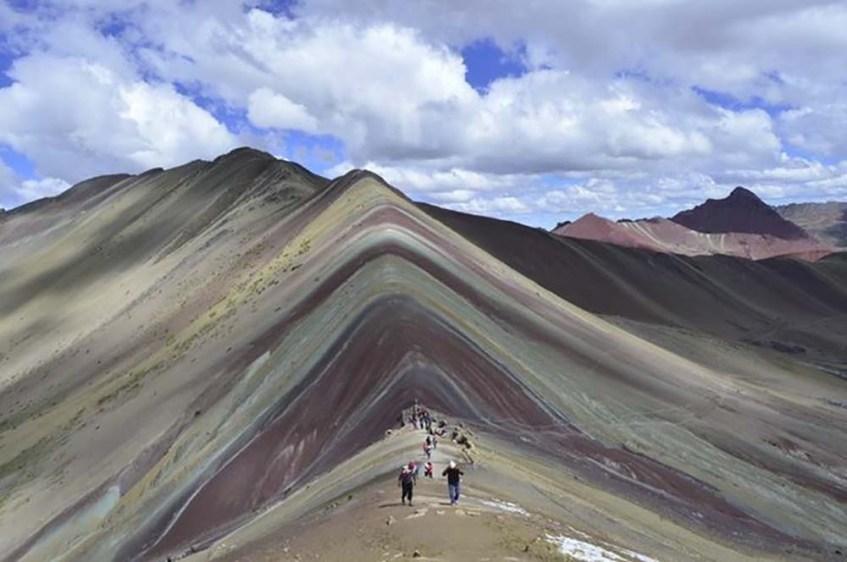 Montanha das 7 cores   Arquivo pessoal