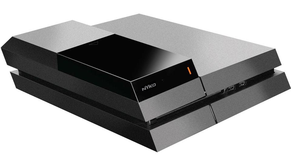 Empresa Lana Acessrio Que Permite Ampliar HD Do PS4