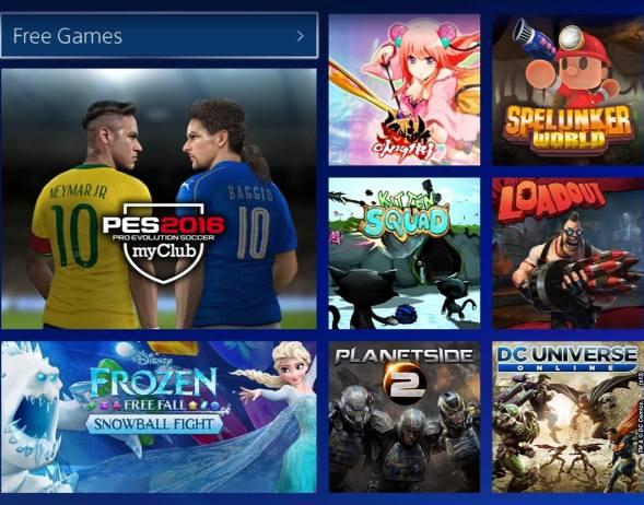 21 Jogos Gratuitos Disponveis No PlayStation 4